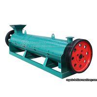 Organic fertilizer granulation machine for producing granular fertilizer