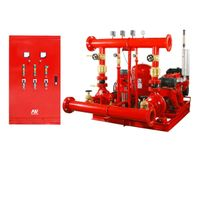 Fire pump set Diesel pump Electric Engine pump Jockey pump