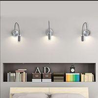 Hotel Surface Adjustable Switch Wall LED Reading Lamp thumbnail image