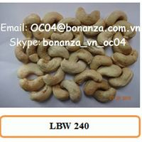 Cashew Nut Lightly Blemished Whole 240 - LBW 240