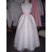 wholesale flower girl dress/baby baptism dress thumbnail image