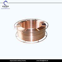 ER70S-6 MIG welding wire Co2 shielded welding wire K300
