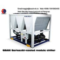 Twin-screw / single screw plastic extruder matching with BUSCH box type industrial cooling water chi