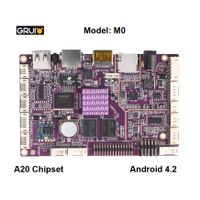 Allwinner A20 Chipset Android PCBA Motherboard Industrial Core Board