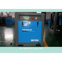 5.5kw screw air compressor