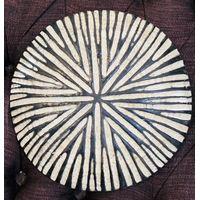 Bamileke Wooden and Beaded Shields