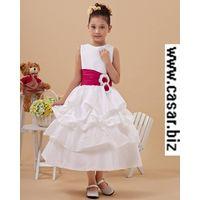 girls party dress, wedding dress, princess dress thumbnail image