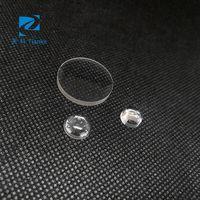 New designs large optical sapphire convex 78mm glass lens thumbnail image