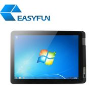Cheap 10.1inch windows7/8 Intel Atom N2600 Dual core 2G/32G IPS 3G / WiFi Bluetooth tablet PC