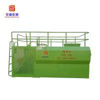 hydraulic seeder machine