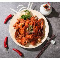 Spicy Marinated Crab (Yangnyeom-gejang)