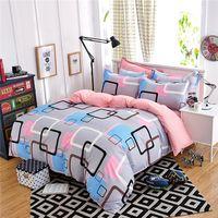 OEM cotton Duvet Cover/Cotton Fabric super soft quilt/ Silk DuvetCover Set thumbnail image