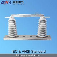 AC Outdoor High Voltage 33kV Isolator