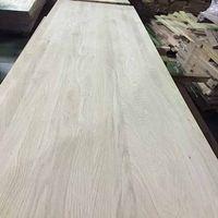 Oak finger jointed panel FJ panel edged glued panel