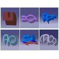 extruded rubber seal profile thumbnail image