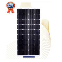 Mono solar panel 150W for many types solar system use