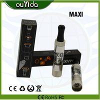 Changeable and washable Atomizer, Clearomizer MAXI