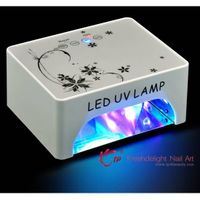35W CCFL LED Nail Art LED Lamps with Timer 10s 30s 60s
