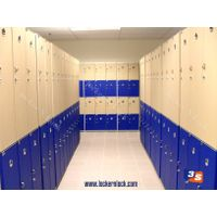 Bespoke PVC plastic locker