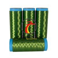 Green UHMWPE colored fiber 30D