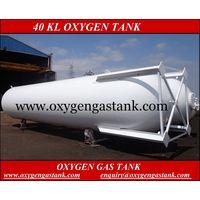 40 kl Oxygen Tank