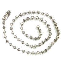 ball chain, tag Chain, bead chain, steel chain, metal chain, bolt ring clasp