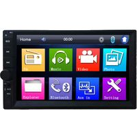 "7"" WINCE Resistive Screen Universal Car MP5"