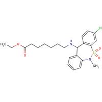 Tianeptine Ethyl Ester