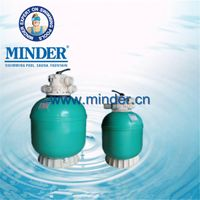 G series Firberglass 1.5 inch Valve Swimming Pool Sand Filter