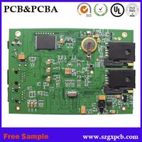 shenzhen one-stop service 94v0 fr4 electronic printed pcb circuit board manufacturer pcb assembly thumbnail image