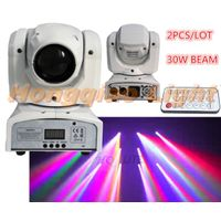 35w 7in1 RGBWAUV P LED BEAM mini moving head
