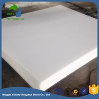 hdpe lining sheet/wear resistant plastic uhmw-pe board/Self-lubrication uhmw pe panel