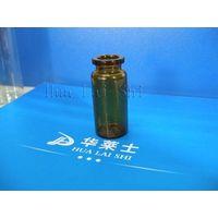 10ml amber tubular glass bottle thumbnail image