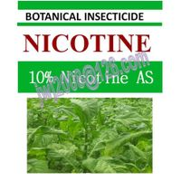 10% Nicotine AS, biopesticide, botanic insecticide, natural thumbnail image