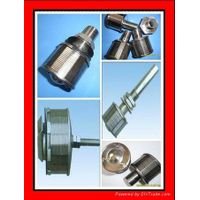 Wedge wire filter element