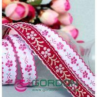 Jacquard ribbon