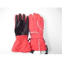 MOVABLE LITHIUM BATTERY ELECTRIC GLOVES (THICKENING) HEATING AREA-FIVE FINGERS thumbnail image