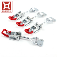 Phansthy 550lbs Capacity Pull Action Latch Type Toggle Clamp 250KG Holding Capacity Clamps Packed