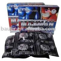 Maxman 40% sex capsule($1.0/box)