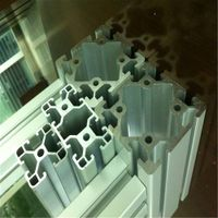 Aluminum extrusions T-Profiles