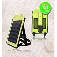 Portable Solar Charger For mobile Phone/MP3/GPS/Camera