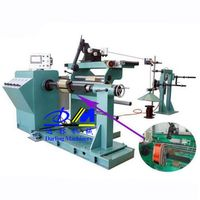 Darling Machinery hot sale GRX-800 automatic transformer wire tensioner for coil winding machine