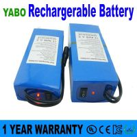Hot sale and economic price 12V 8800mah lithium  ion battery pack
