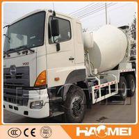 HM8-D Concrete Truck Mixer