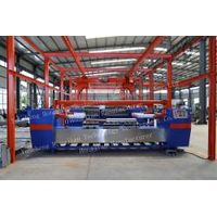 copper chrome nickle plating plant for rotogravure cylinder