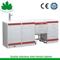 SSC-03 Stainless steel hospital furniture medical drying cabinets