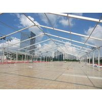 Aluminum PVC structure tent
