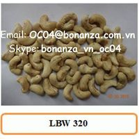 Cashew Nut Lightly Blemished Whole 320 - LBW 320