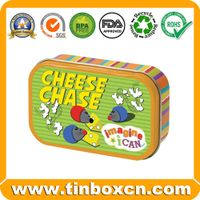 Food Packaging, Tin Box, Tin Can,Cookie Tin Container, Biscuit Tin