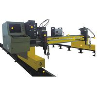 Wuxi Qiaolian cnc plasma cutting machine